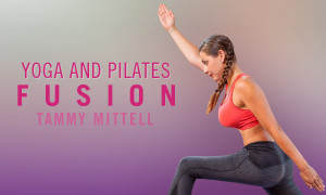 Yoga and Pilates Fusion