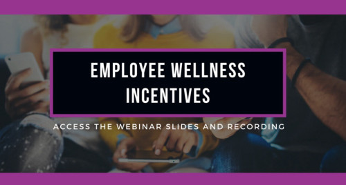 Webinar: Secrets to Successful Incentives