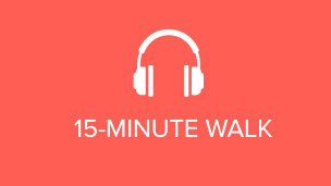 Thumbnail image for 15-Minute Inspirational Walk