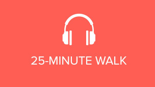 Thumbnail image for 25-Minute Strength Walk
