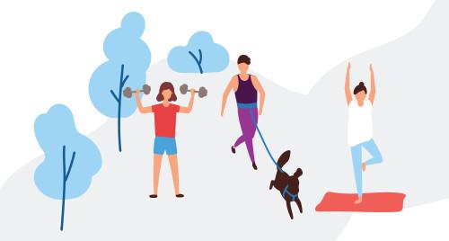 2019 Wellness Calendar