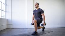Advanced Low Impact Workout