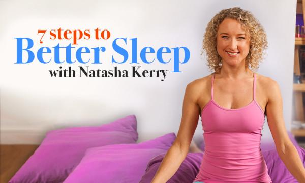 7 Steps to Better Sleep