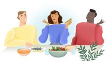 80/20 Regla de Alimentación Saludable