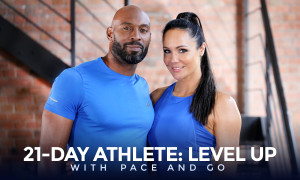 21-Day Athlete: Level Up
