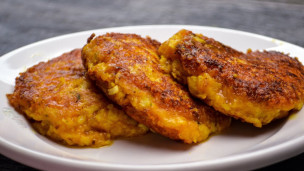 Thumbnail image for Keto Recipe - Low Carb Fried Mac & Cheese