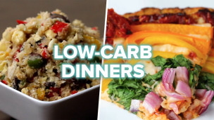Thumbnail image for 7 Low-Carb Veggie Dinners