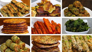 Thumbnail image for 10 Easy Low-Carb Veggie Snacks