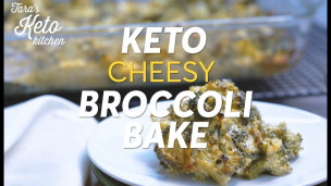 Thumbnail image for Keto Cheesy Broccoli Casserole