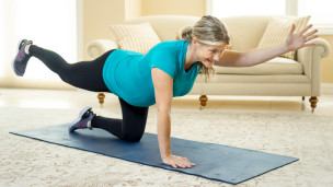 Thumbnail image for Week 27 Yoga Strength Workout