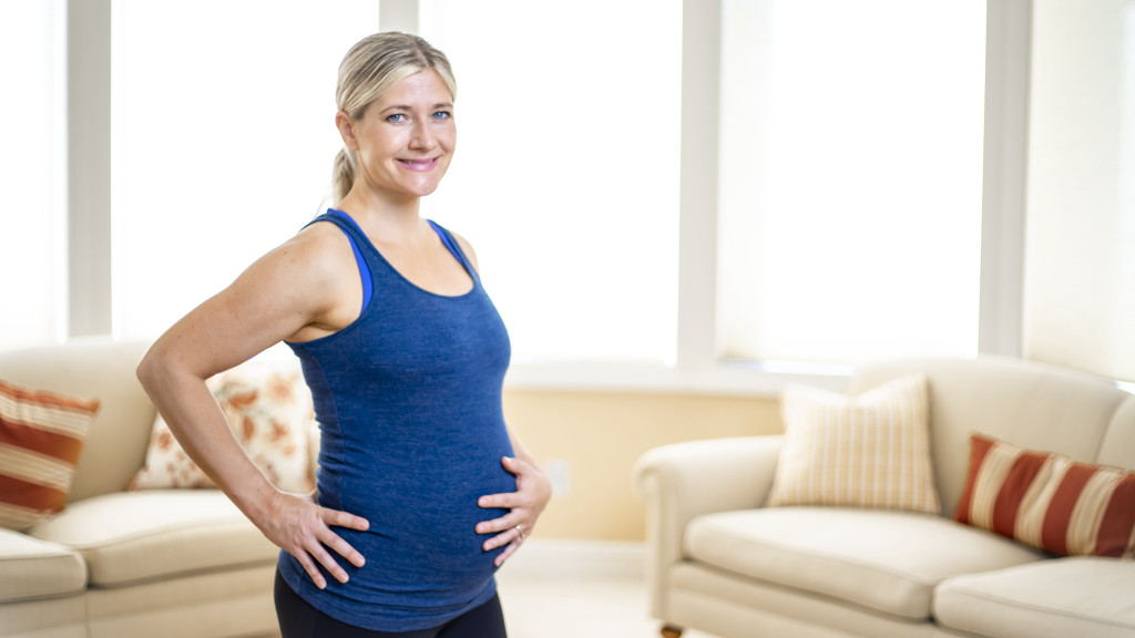 Fit Mom: 3rd Trimester