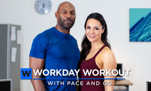 Workday Workout
