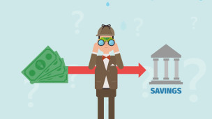 Thumbnail image for Saving: How Can I Afford to Save?