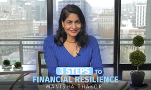 3 Steps to Financial Resilience