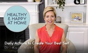 Healthy & Happy at Home