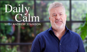 Daily Calm with Andrew Johnson