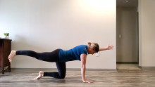 Core & Mobility Summer Strong Workout