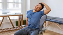 Neck Pain Healing