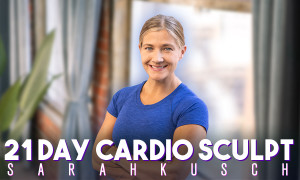 21-Day Cardio Sculpt