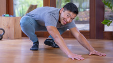 Work Out Lower Body Muscle Soreness