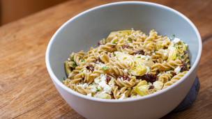 Thumbnail image for 15-Minute Mediterranean Pasta