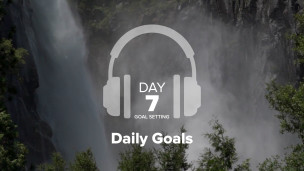 Thumbnail image for Day 7 – Goal Setting – Daily Goals
