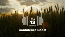 Day 12 – Confidence – Confidence Boost