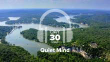Day 30 – Focus – Quiet Mind